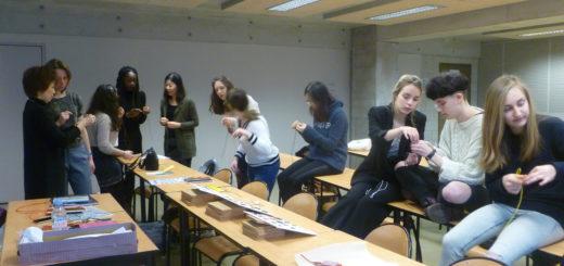 Atelier Maedup (nœud coréen)