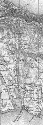 1829 Constantinople et environs