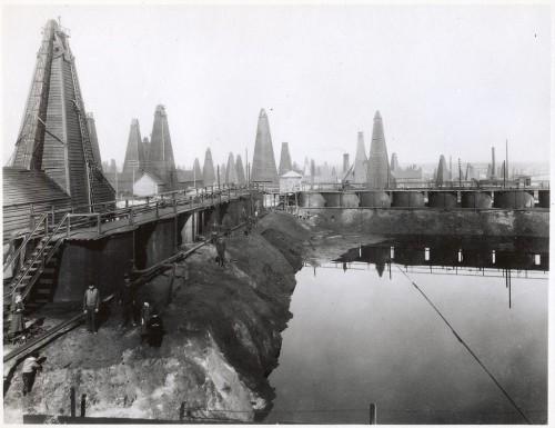 Bakou durant la Belle Époque, Source russiahistory.ru