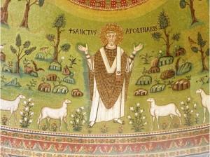 Saint Apollinaire, Ravenne