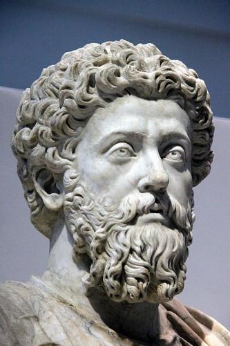 Marc Aurèle, empereur romain et philosophe stoïcien (121-180)