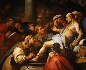 Luca Giordano, La mort de Sénèque (vers 1684)