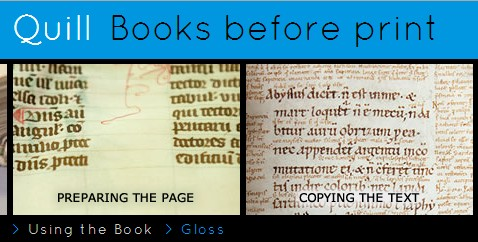 Banner Quill: Books before Print
