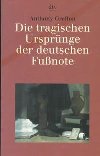 Umschlag Grafton 1998