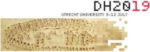 Logo DH2019, Utrecht