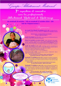 Allaitement Maternel et Maternage