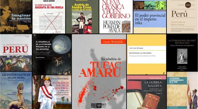 Los 15 mejores libros de historia del Perú del 2015