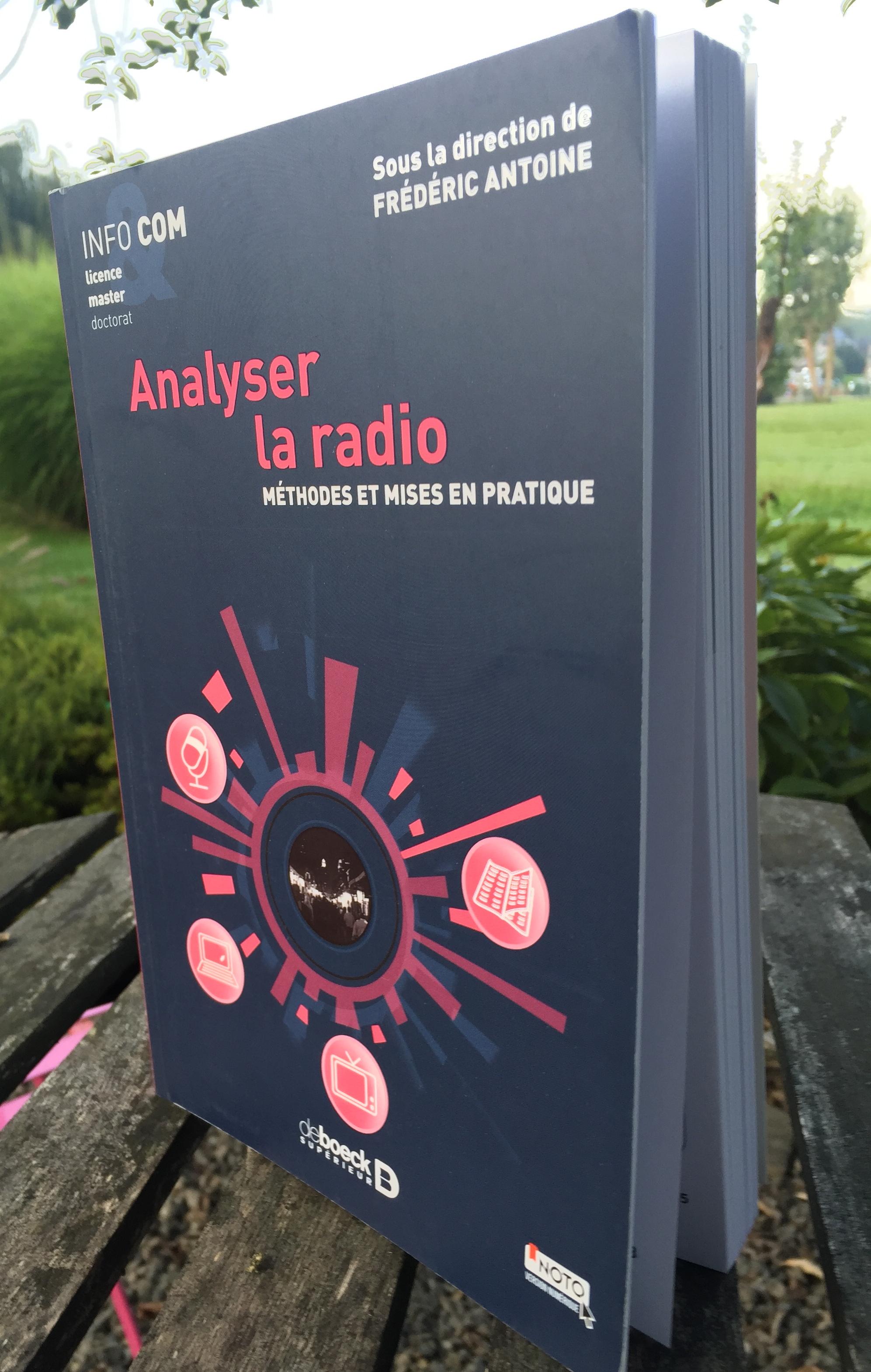 Analyser la radio. Méthodes et mises en pratique