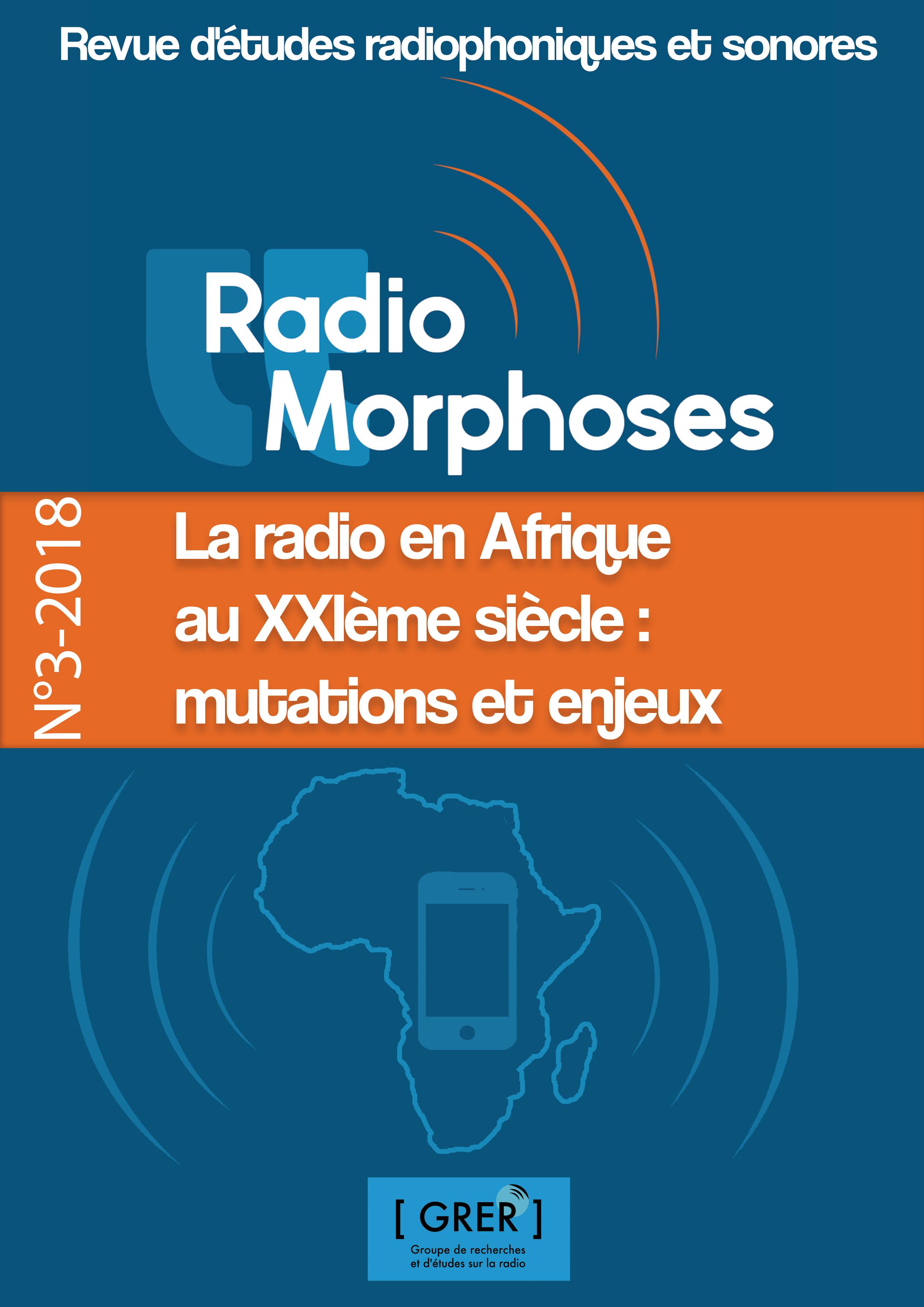 La radio en Afrique au XXIème siècle : mutations et enjeux,