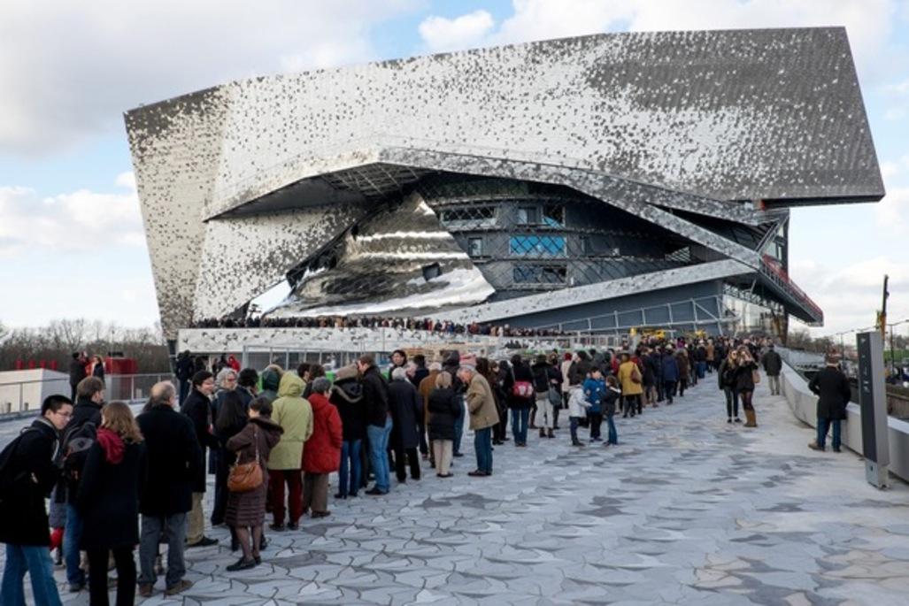 La philharmonie de Paris