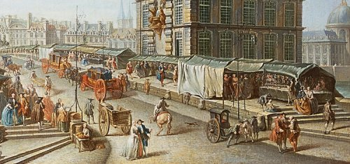 Samaritaine et Pont-Neuf