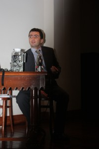 Intervention d'Aquiles Alencar-Brayner : Recuperación del patrimonio bibliográfico latino américano  (22-25 septembre 2009, Bogotá, Colombie)