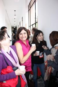 Discussions pendant les pauses su Symposium (22-25 septembre 2009, Bogotá, Colombie)