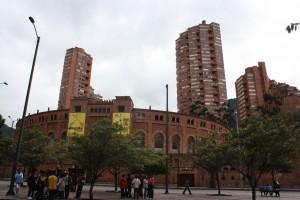 Torres del Parque; à côté des arènes de Santa María