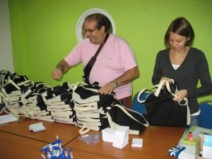 Préparation des inscriptions aux FREDOC 2009