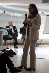 Muriel Foulonneau fait la synthèse des journées du FREDOC 2009