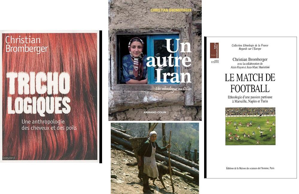 Voyage dans des terrains ethnographiques : catalogue des sources orales du terrain de Christian Bromberger