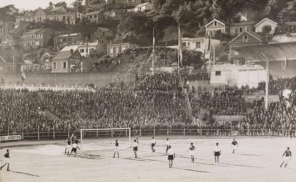 World cup_Netherlands - Czechoslovakia_1938