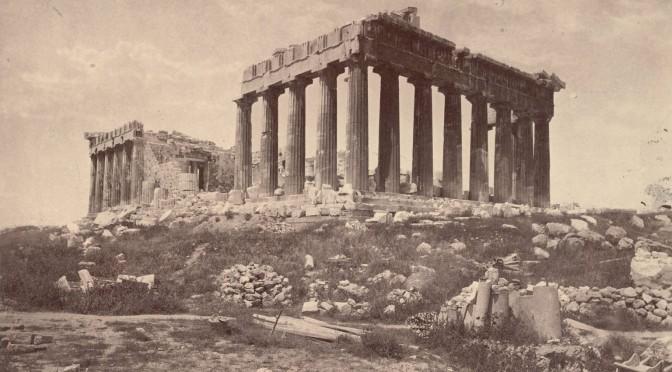 Humanités numériques en Méditerranée : la Grèce