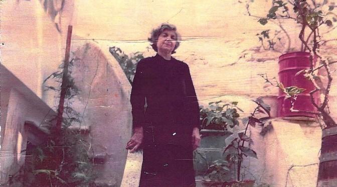 Réfugiés d'Asie-Mineure sur l'île de Syros en 1922 : entretien avec Vasilia Tsaousoglou et sa fille = συνομιλια με την Βασιλεια Τσαουσογλου και την κορη της