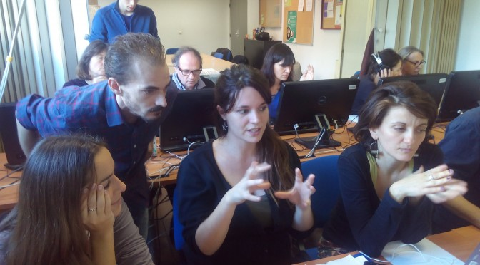 Feedback de l'edit-a-thon