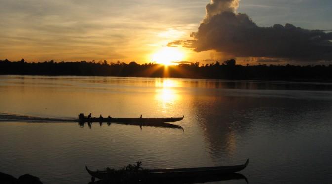 De la Guyane au Surinam…