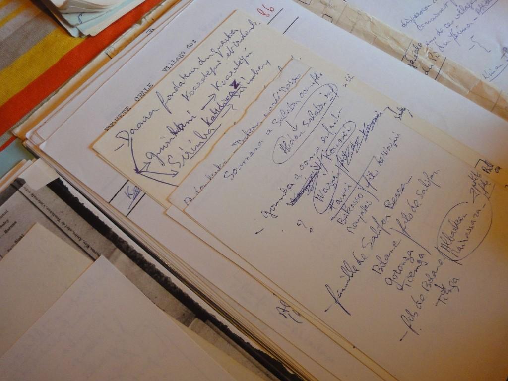 Archives Rothiot (fiches d'enquêtes), cliché HCH, 2015