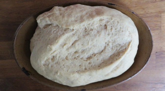 Recette du mois : Le pain de la vallée de l'Ubaye