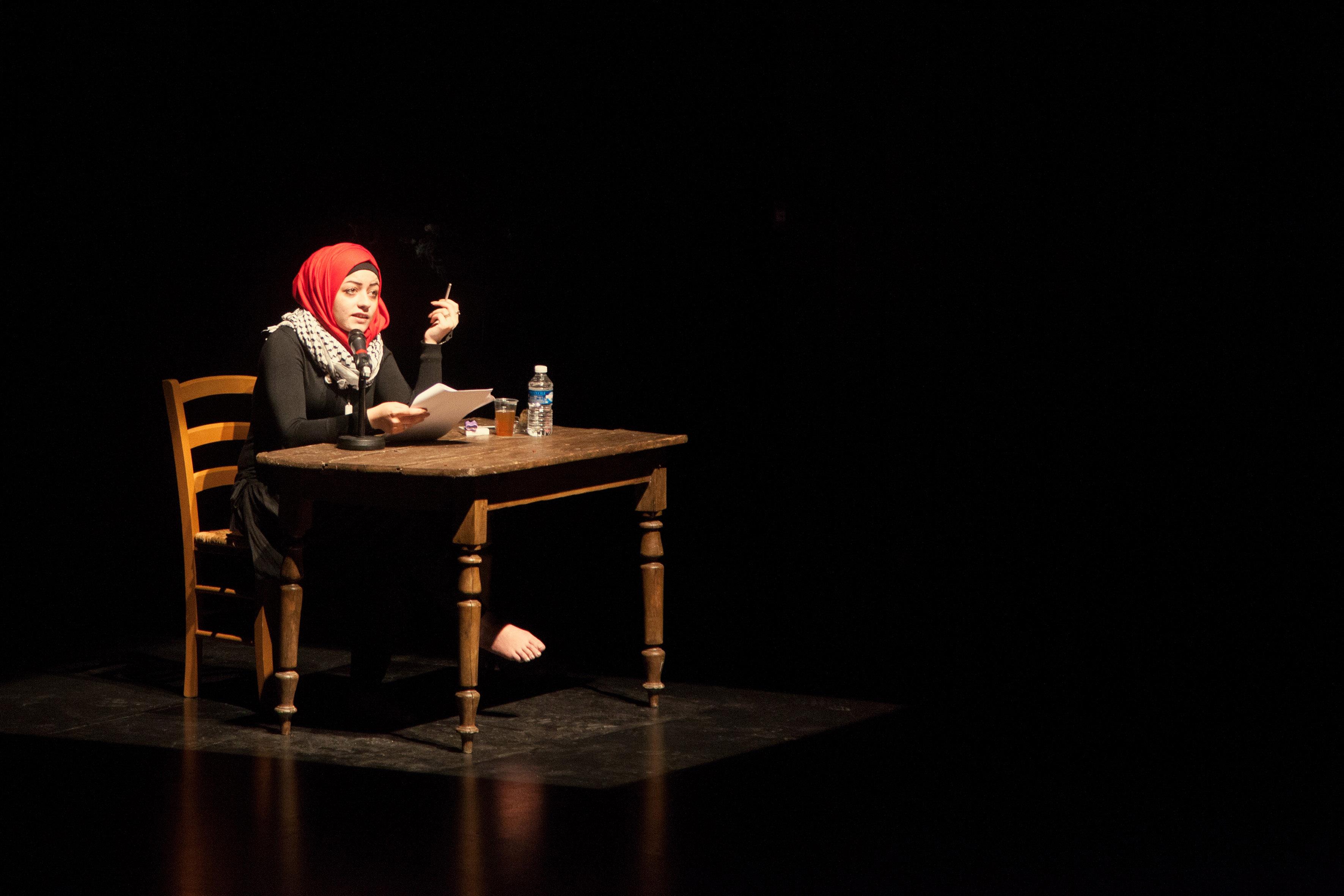 Antigone of Shatila@Didier Nadeau0066