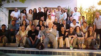Suheil Chebat et sa famille