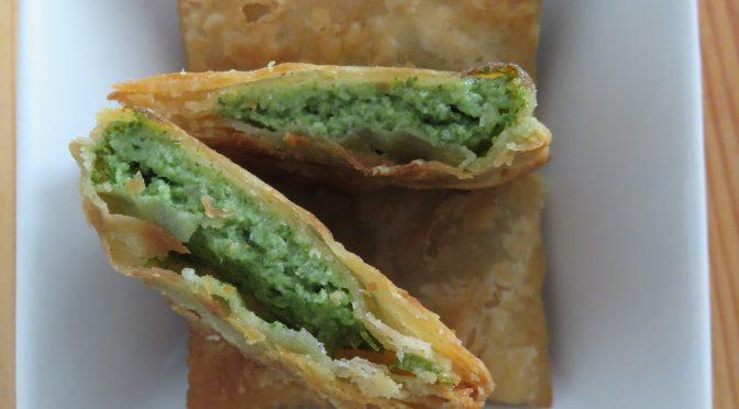 Recette du mois : Boursouzes et Boursotous, …raviolis frits de la vallée de la Roya
