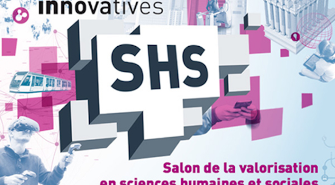 La phonothèque au salon Innovatives SHS 2017