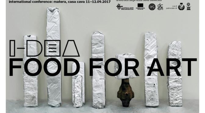 A Matera, les archives nourrissent la création… conférence internationale 11-12 septembre 2017