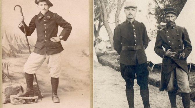 Lettres de soldats août-septembre 1915