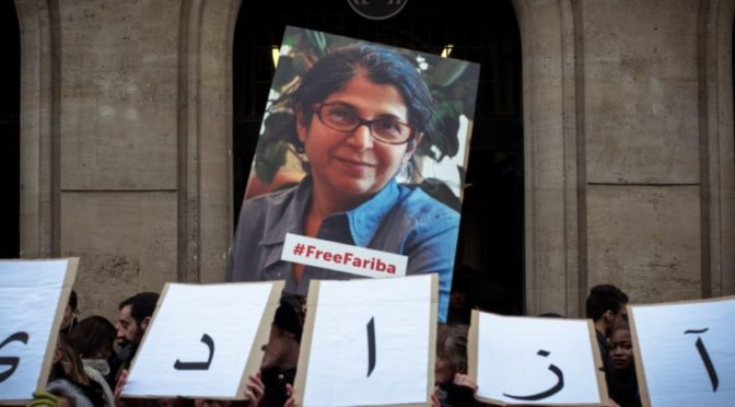 300 days of detention for Fariba Adelkhah – 300 jours de détention pour Fariba Adelkhah