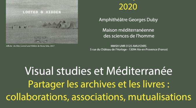 Atelier professionnel : Partager les archives et les livres, le 28 septembre 2020 à la MMSH