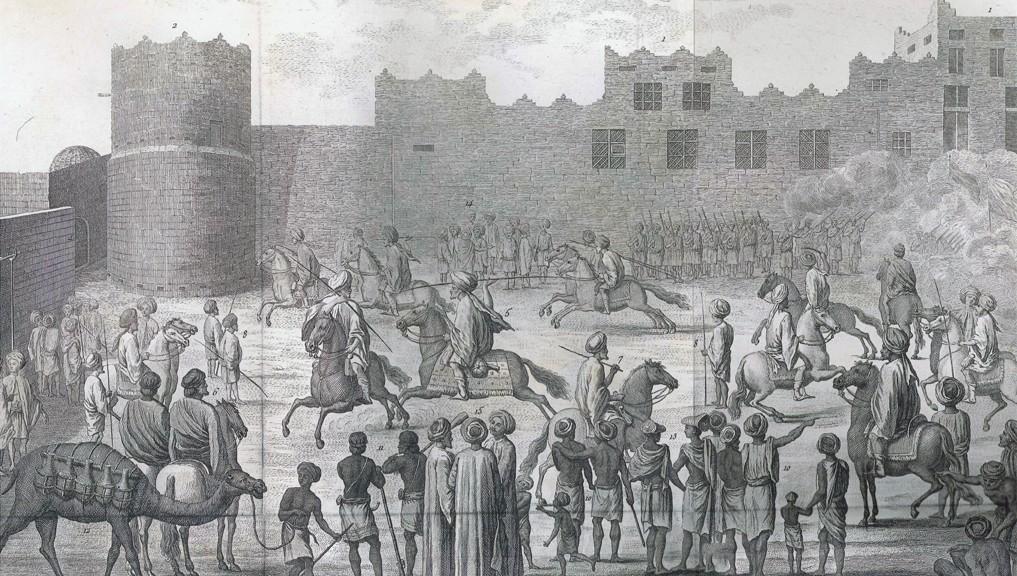 Image extraite de la Bibliothèque historique du ministère de l'Agriculture conservée à la MRSH
