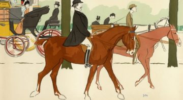 Les chevaux : de l'imaginaire universel aux enjeux prospectifs pour les territoires