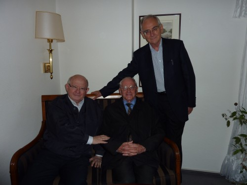 Trois membres du CIPG