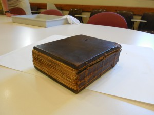 Codex Evangiles Barcelone