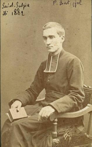 Pierre Batiffol, Issy les Moulineaux, été 1882 © Compagnie des Prêtres de Saint-Sulpice