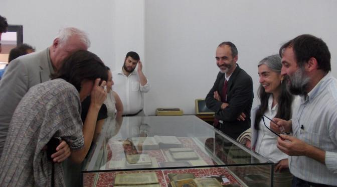 L'histoire des bibliothèques grecques voyage en Crète