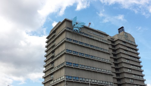 Vrije Universiteit Building