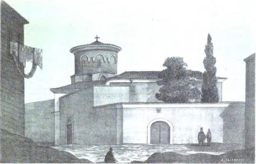Sainte Marie des Mongols, 1877