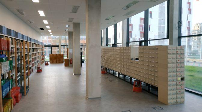 La Section grecque et de l'Orient Chrétien accueille à nouveau ses lecteurs au Campus Condorcet