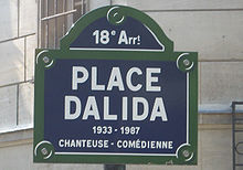 Quelle mémoire pour Dalida?