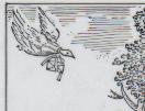 P. Cuisin, Le Nouveau Secrétaire des amants…, Lille, Blocquel-Castiaux, 1819 (dessin de Brigitte Parent d'après l'original)