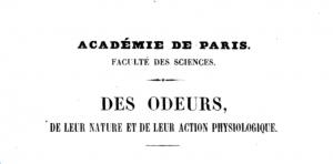 Thèse d'Auguste Duméril - 1843