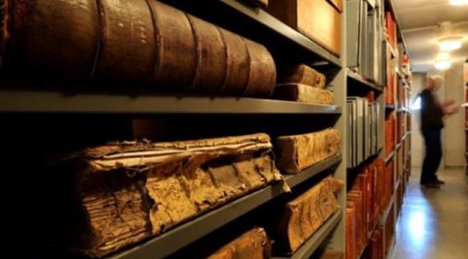 Séminaire Frontières «Retour aux sources : archives en question»