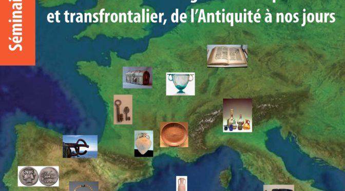 Penser, traduire et transmettre l'artefact